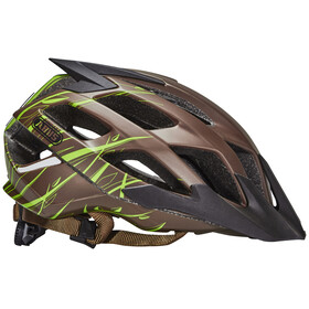 ABUS Hill Bill Zoom SL - Casque de vélo - marron